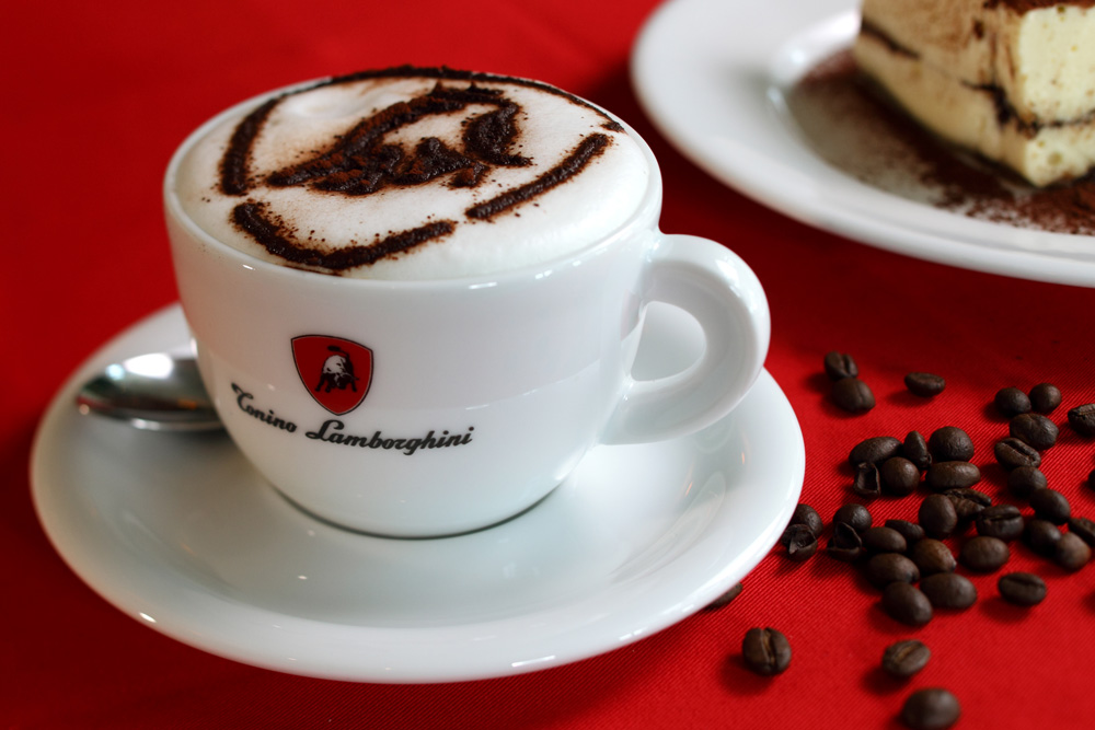 Tonino Lamborghini Coffee